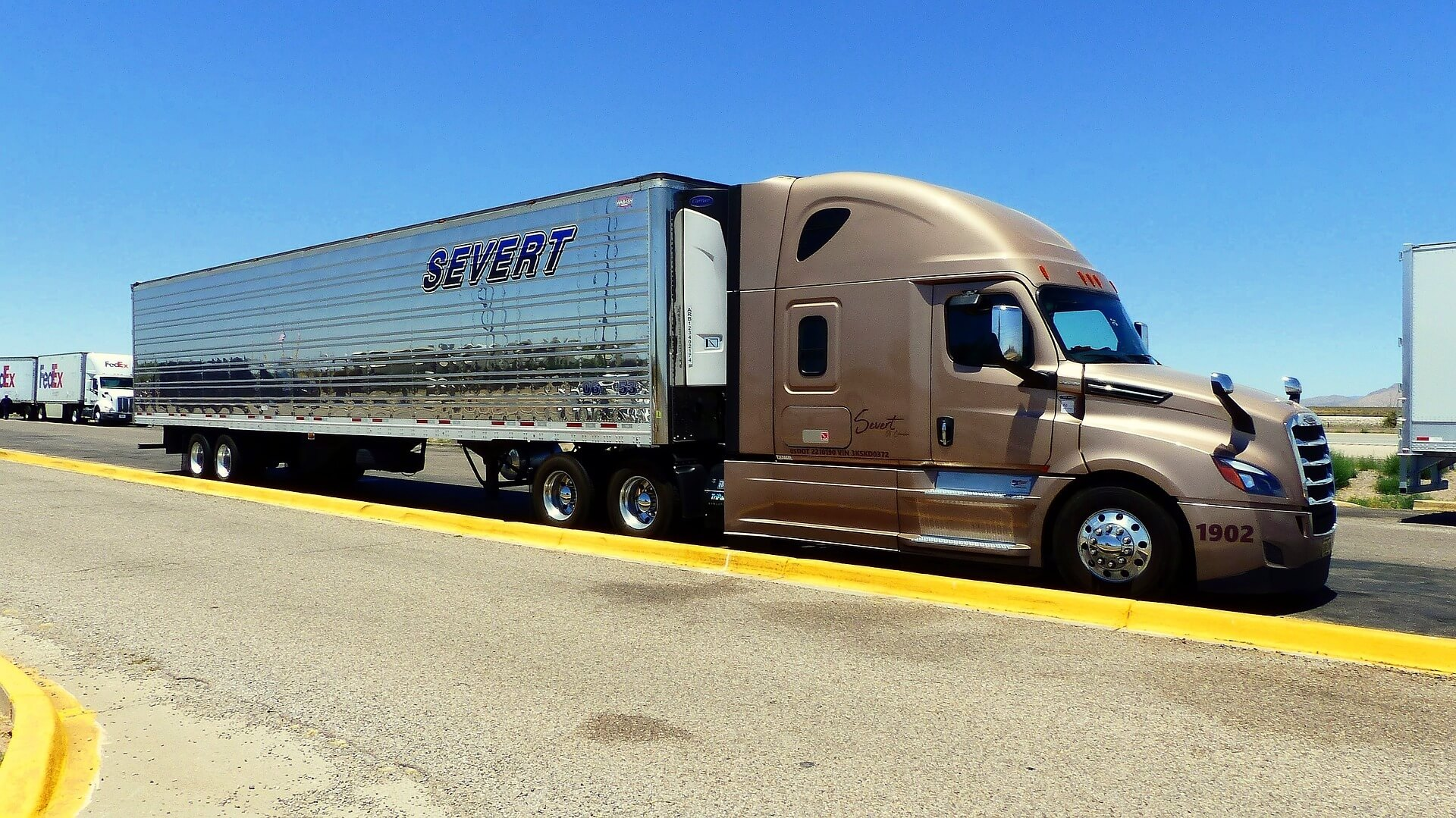 OWNER OPERATOR LAND WEEKLY TRUCKING NEWS DIGEST #22