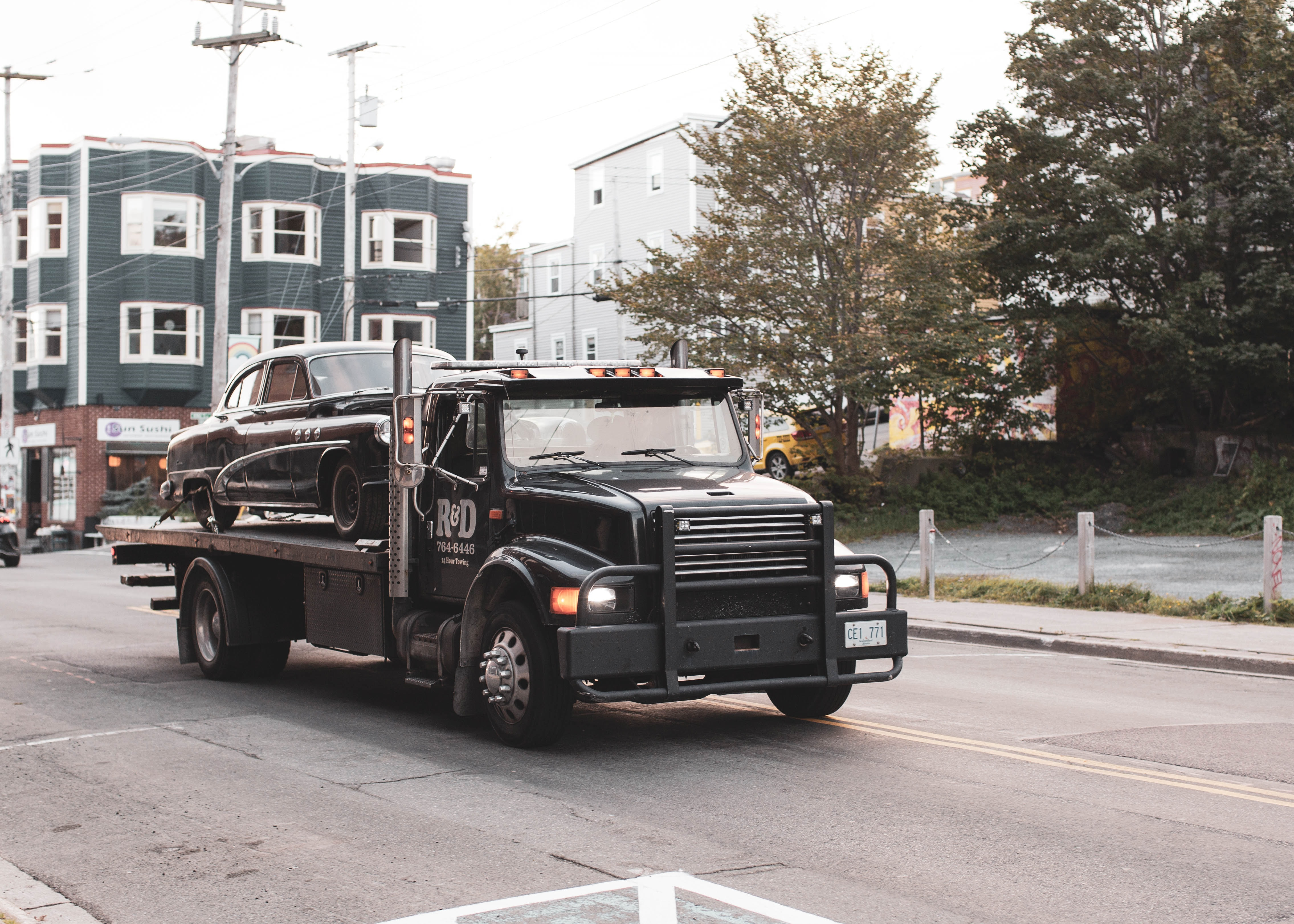 OWNER OPERATOR LAND WEEKLY TRUCKING NEWS DIGEST #90